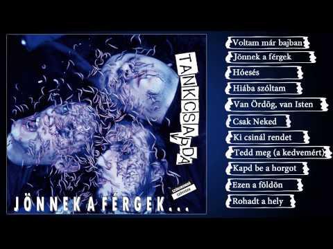Tankcsapda : Jönnek a férgek album - Zeneszöhajtervezes.hu