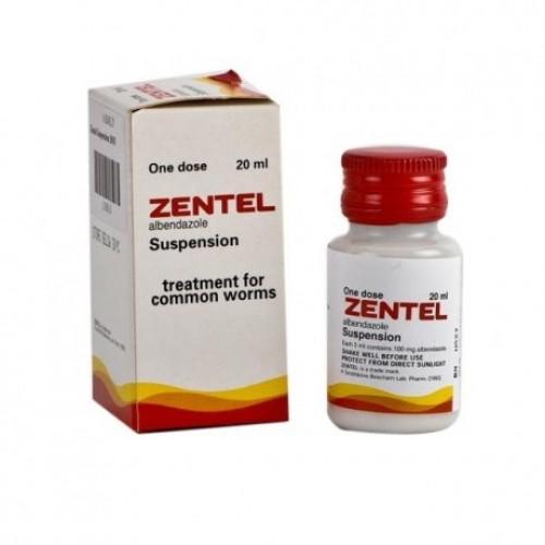 Opisthorchiasis zentel Zentel tablet dose