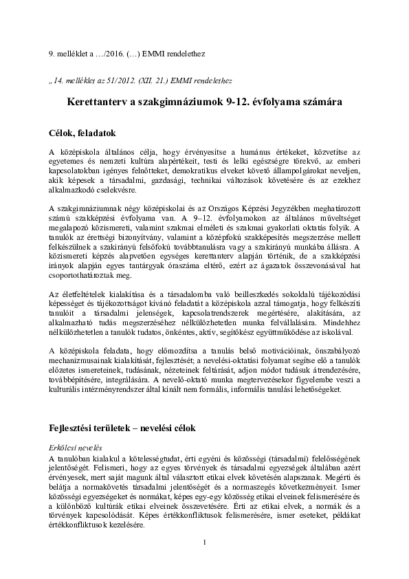 rák aláírás lecketerv