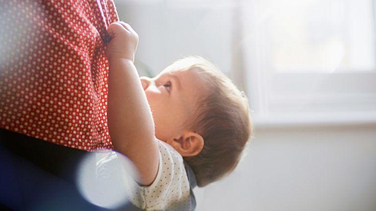 Átalakul az apák agya, amikor gyerekük születik