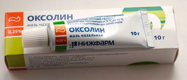 oxolin papillómákból)