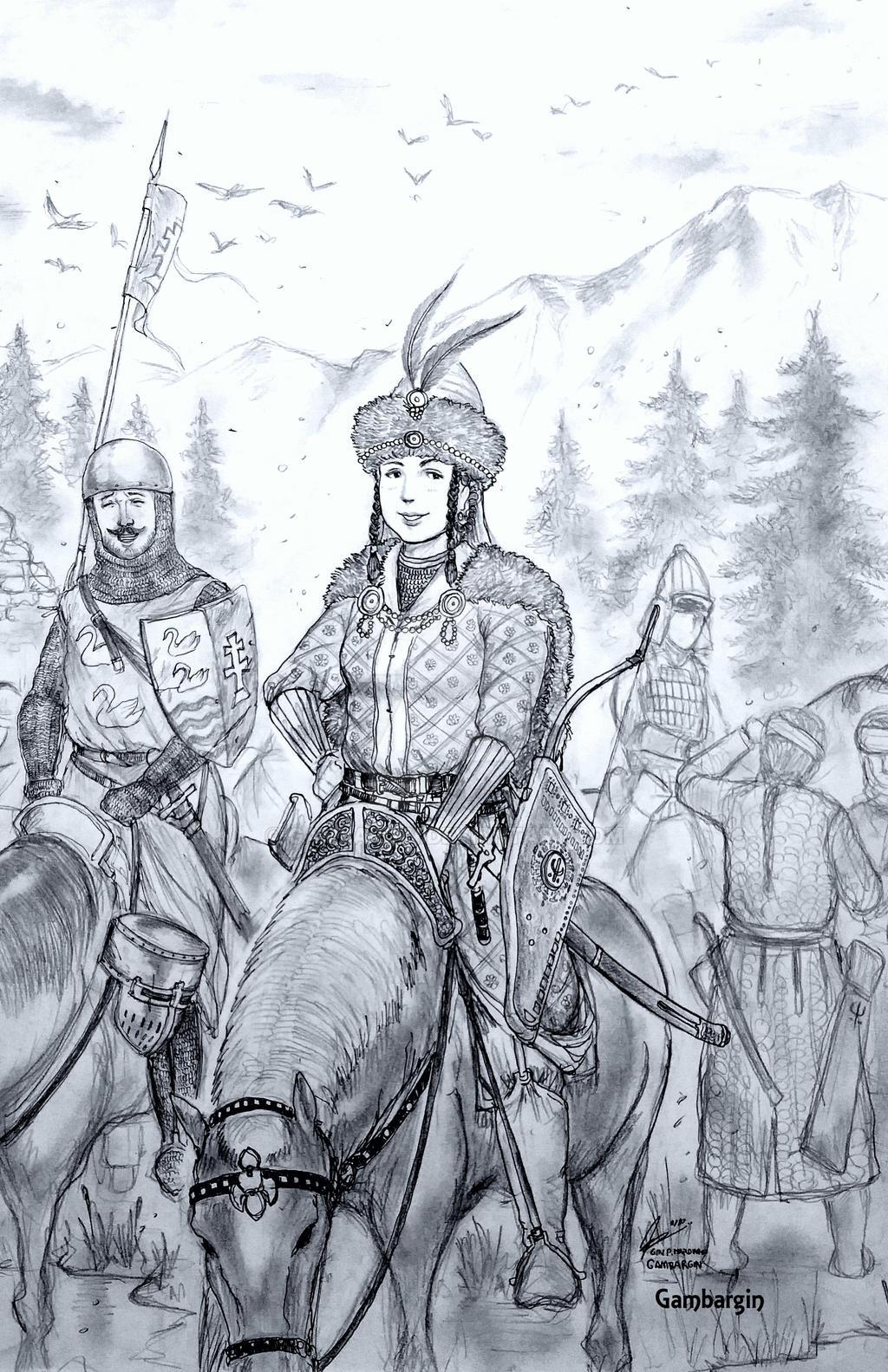 Helmint királyság. Szabad helyek