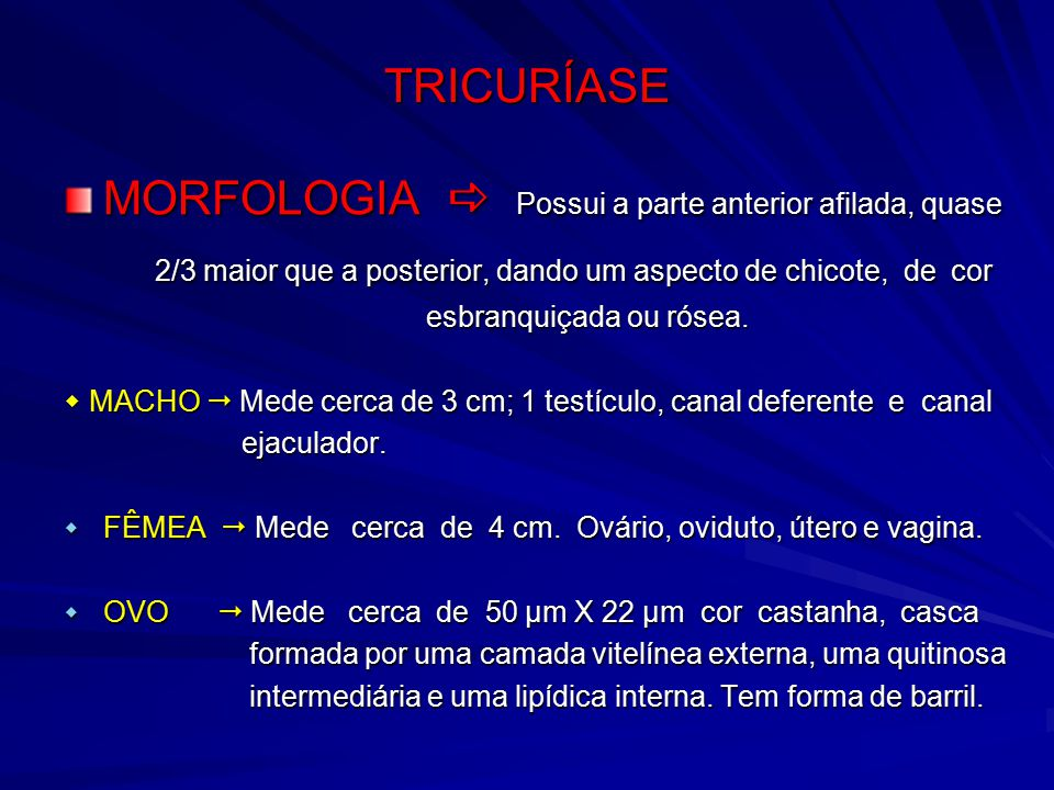 trichocephalus morfológia amely segít a hüvelyi nemi szemölcsökben