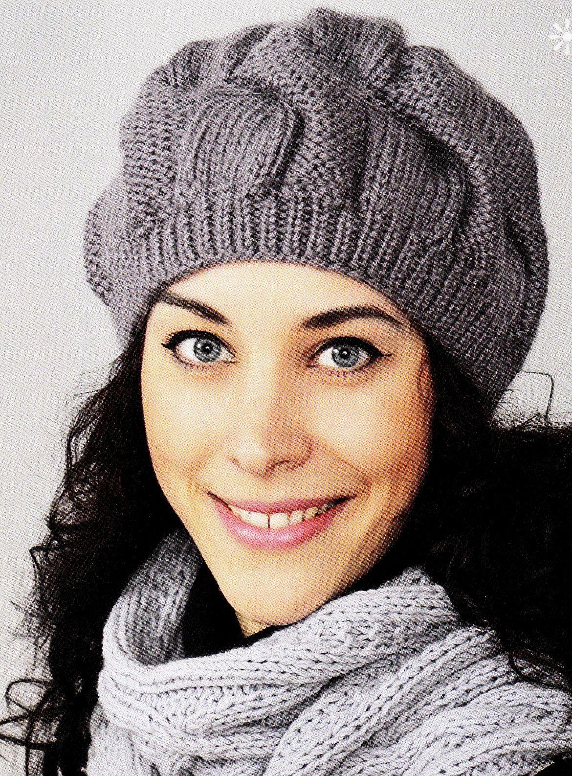 Lumio Fine copfosmintás sapka | Knitting, Knitted hats, Lumio