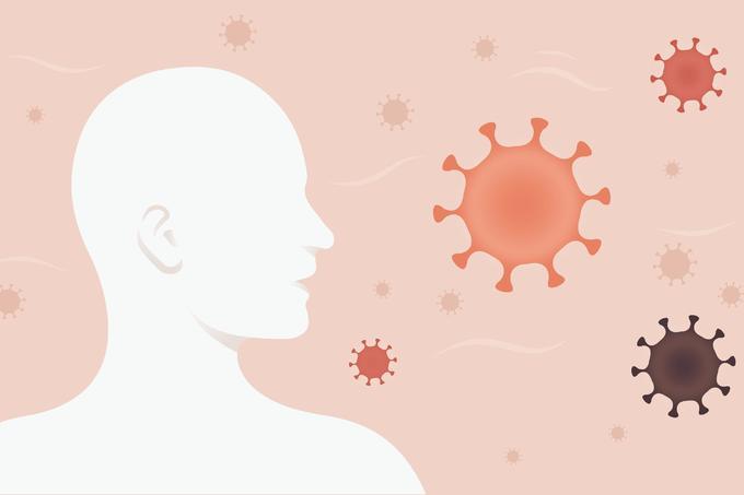 vírusok vagy vírusok óriás bokor condyloma