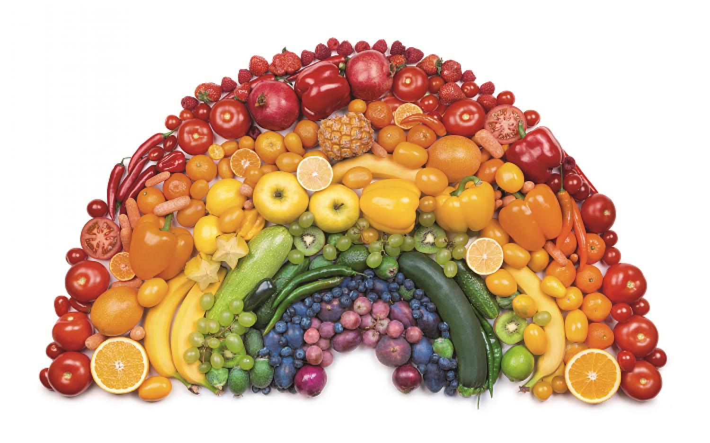 Méregtelenítő zöldségek gyümölcsök