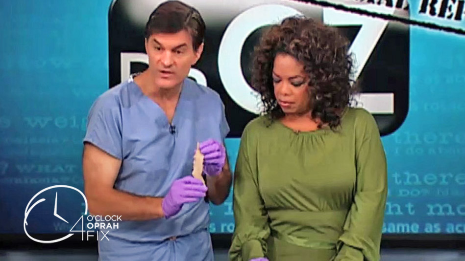 Dr. oz oprah paraziták
