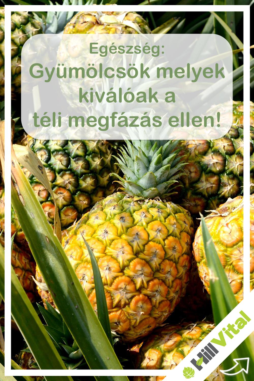 ananász természetes fokhagyma gyógymódok
