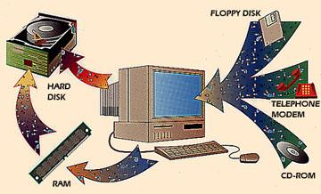 elektronikus vírusok