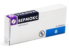 Vermox tabletta ára
