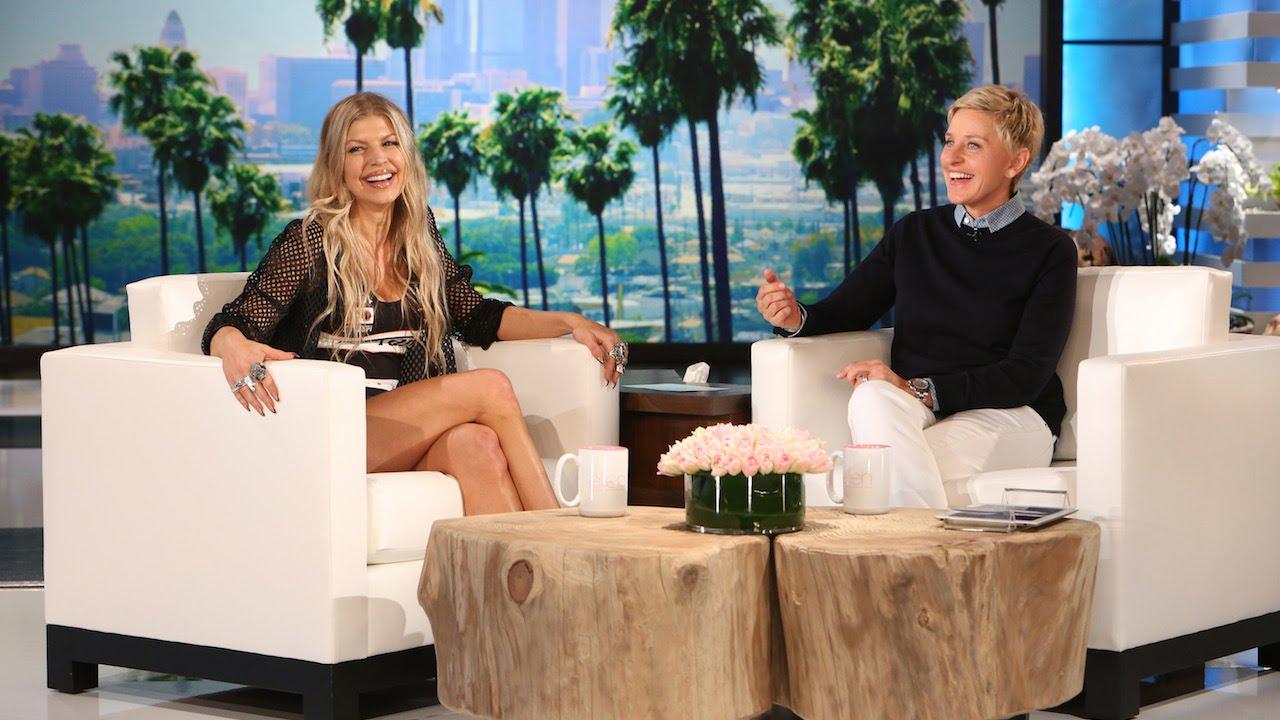 Ellen degeneres fergie, Tovább bővül Fergie és Josh Duhamel családja