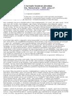 Lábfóka: osztályozás és kezelési módszerek - Lipoma