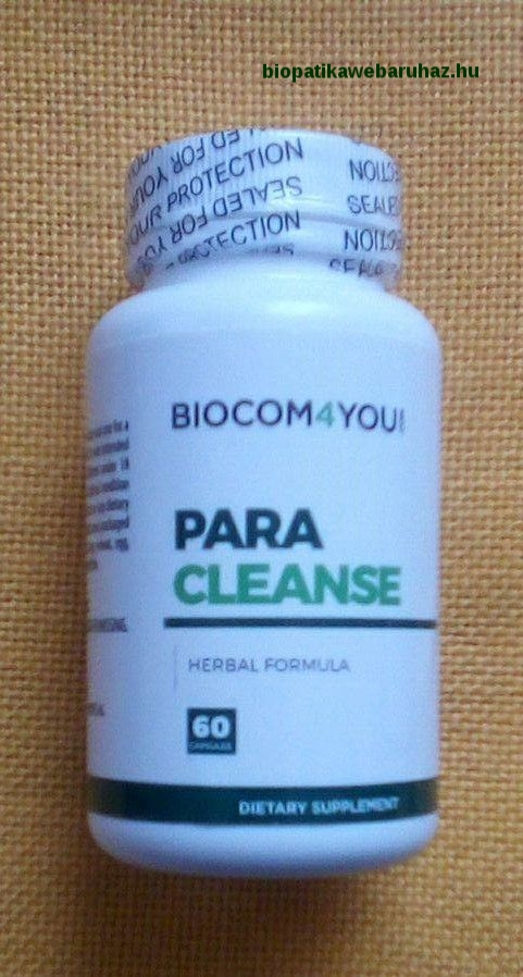 a paraziták belének megtisztítására szolgáló gyógyszerek