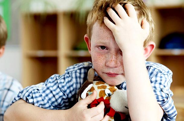 A gyerek figyelemzavara és a koraterhességi vérszegénység