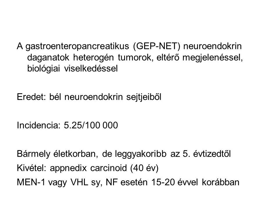 neuroendokrin rák a májban