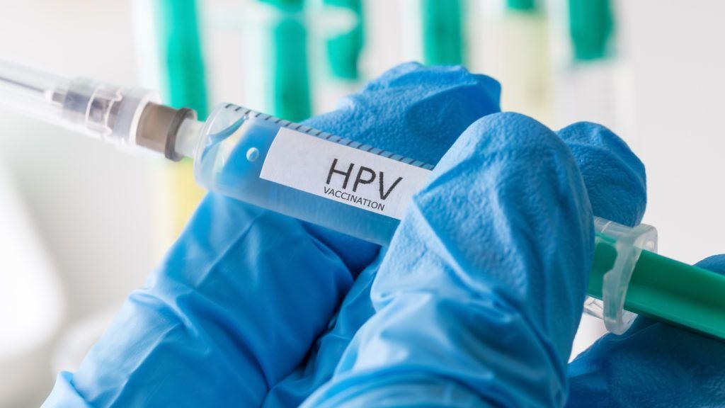 papillomavírus elleni vakcina és rák